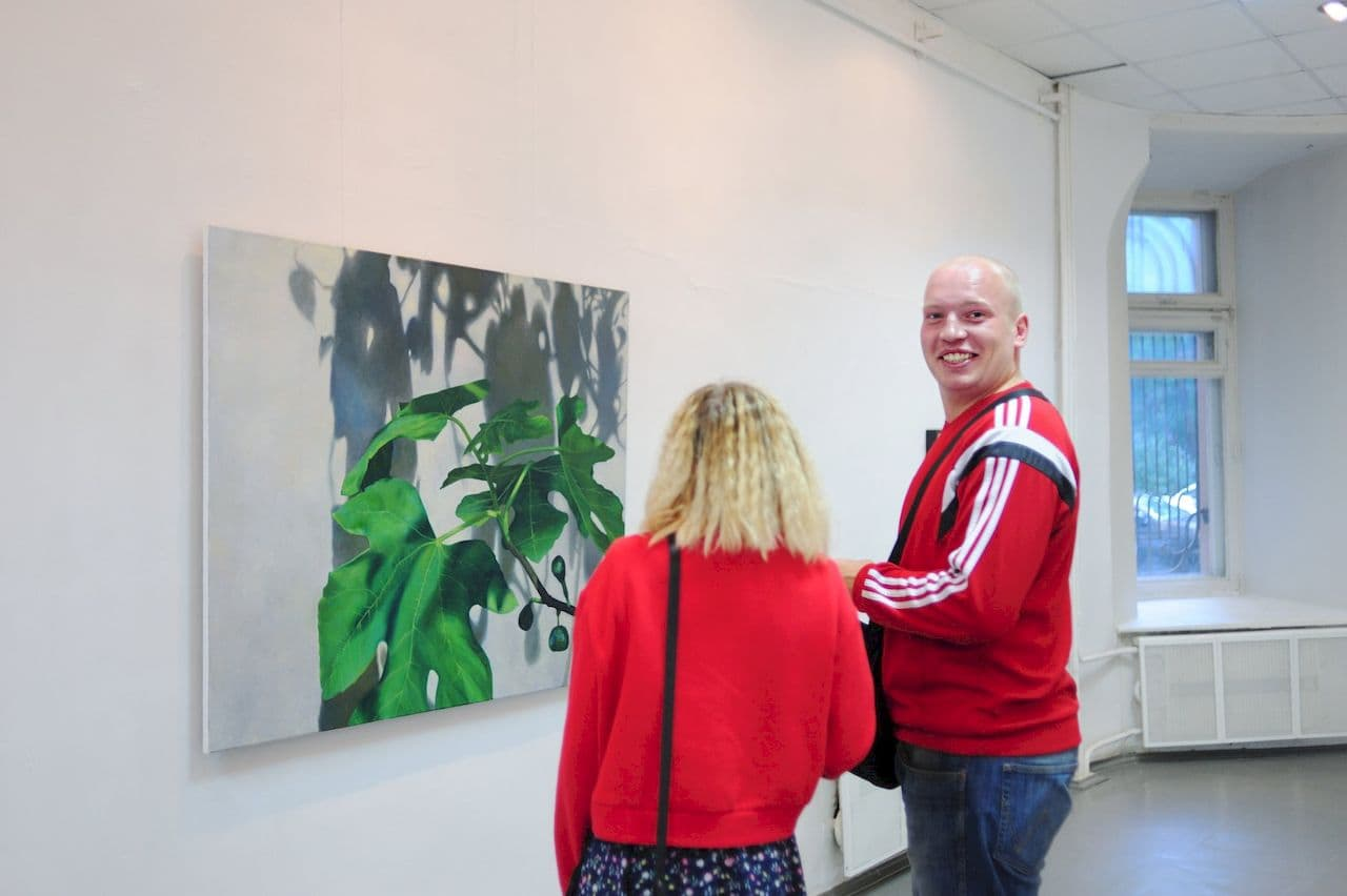 The Color of Psychotria on Mont Blanc, A3 Gallery, Moscow, 2018
